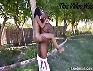 Skin Diamond Loves Those Big Black Cocks On Bang Bros