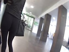 Black Leggings Creep