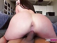 Angela White Busty Wife Tries Black Cock