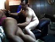 Guy Fucks Chubby Black Mom... F70