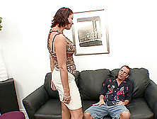 Big Tits Cougar Moans As Her Hairy Twat Gets Screwed Hardcore