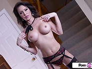 Pornstartease-Jessica Gets Naked And Masturbate For All