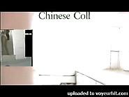 Asian Toilet Spy