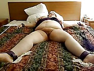 Mature Bbw Gets Her Hole Fingered On Home Video