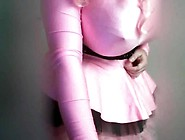 2016 09 09  720 Pink Ballet Dress And Petticoats. Mpg