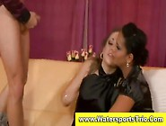Youporn - Fully Clothed Watersports Threesome