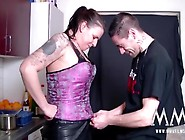 Mature Brunette Gets Fucked Hard From Behind