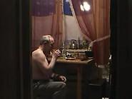 Russian Grandfather And Granddau 3