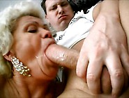 Spoiled Grannies Ride Young Sturdy Dick