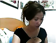 Hot Chinese Milf Flashes Her Boobs And Hairy Cunt On Webcam