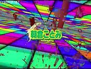 Japanese Wetting Peeing Dance 4-6