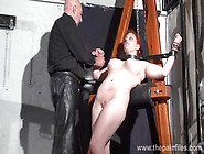 Swedish Amateur Submissive Vicky Valkyries Dungeon Bondage And W