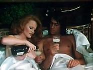 """""""on White Satin"""" (1980) Full Length Upscale Golden Age"""