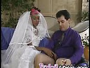 Mail Order Bride From Africa Testing Black Pussy With White Dick