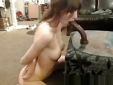 Missalice From Mfc Playing With Dildo