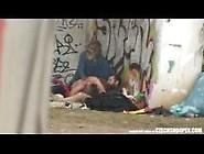 Mendigos Safados Dando Uma Trepada Em Um Video De Sexo Amador