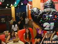 Dancing Bear Male Strippers Entertaining Horny Drunk Ladies