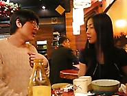 Hot Asian Girl Rides Her Boyfriend On Top In Pov Sex Tape