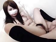 Kinky Japanese Teen Loves To Take A Hard Dick Deep Inside Her Ha