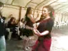 Hot Arab Girl Dancins And Strips