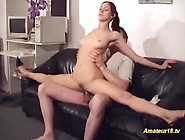 Flexible Girl Gets Fucked