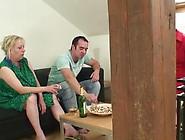Boner Eager Mother-In-Law Seduces Him