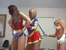 Erotic Superheroines - Magic Girl