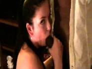 Hot Cuckold Wife Interracial Blowjob