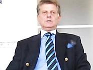 Cravate Noire Blazer -488-
