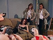 Enticing Milf Pornstar Gets Drilled With Toys In Lesbian Threeso