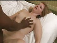 Horny Blonde Woman Loves Black Dick