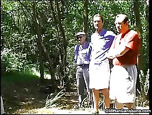 Surprise Fuck In The Woods
