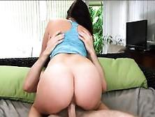 Big Booty Slut Nikki Lavay Pussy Banged By Throbbing Dick