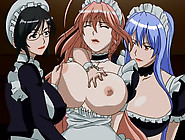 Huge Titted Hentai Maid