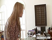 Supreme Small Titted Experienced Female Karen Fisher In Interrac