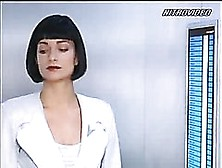 Alexandra Kamp In A Scene From 'two Thousand And One A Space Tra