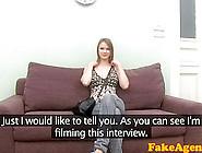 Fakeagent Hd: Shy Girl With Hariy Bush
