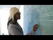 Big Black Booty Teacher Ms. Lolipop