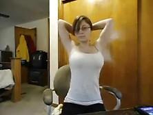 Big Tit Amateur Teen Strips