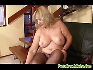 Hot Mature Babe Fucked From Behind