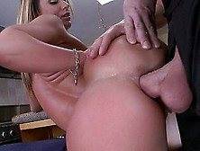 Sheena Shaw Gets Pounded In The Ass