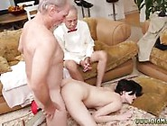Old Man And Teen Big Tit And Old Woman Young Girl Frankie Goes D