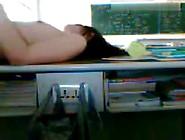 Chinese University Students Having Sex In School