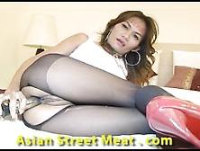 Brazilian butt sex