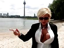 Fetish Women In Web - Lady Barbara Outdoor Footjob - Eroprofile(