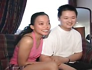 Filipino Shares His Pinay Wife With 2 Tourists