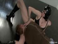 Catwoman Headscissors