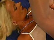 Sonja Fists Silke Before The Cum
