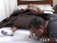 Brandon's Gay Male Socks Foot Fetish Movietures Hot Legs