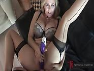 Lisa Ann Anal Toy Slut